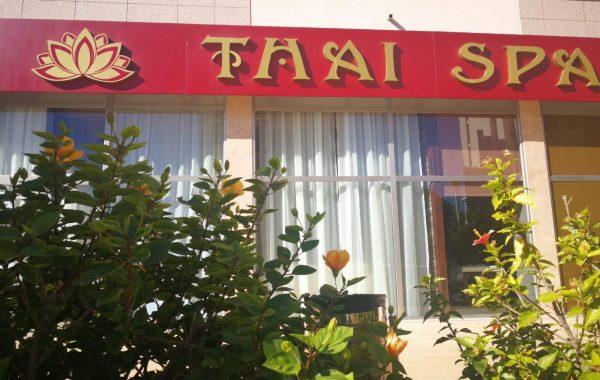 СПА салон тайского массажа