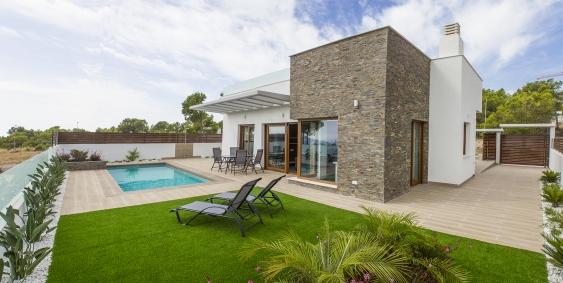 Villas modernas a 15 min de Benidorm