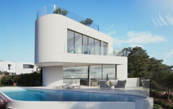 Villa Exclusiva de la constructora